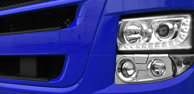 Xenon bulbs for trucks